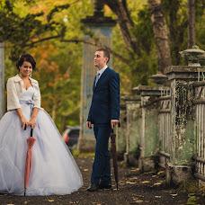 Wedding photographer Milana Brusnik (Milano4ka). Photo of 23.10.2014