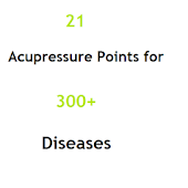 21 Acu Point for 300+ Diseases