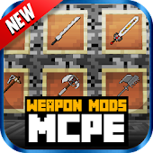 Weapon MOD For MCPE