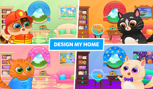Bubbu – My Virtual Pet- screenshot thumbnail