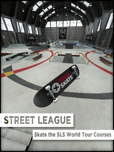 True Skate apkpoly screenshots 11