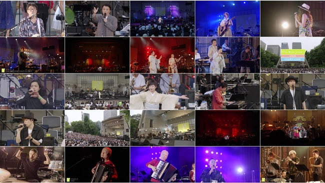 190811 (720p) 日比谷音楽祭 ~Hibiya Dream Session~