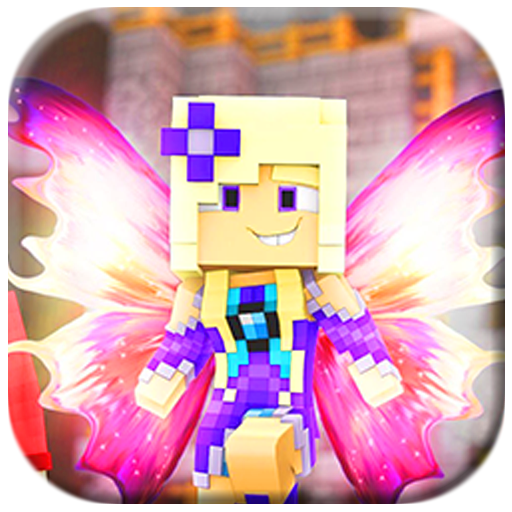Butterfly Skins for MCPE -Minecraft Pocket Edition