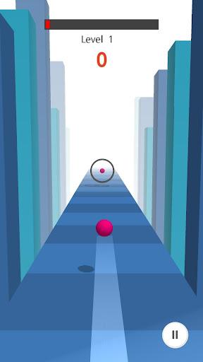 런닝볼 - 무제한 블록 피하기 게임 이미지[3]