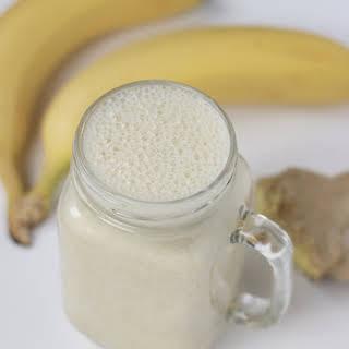 Banana Ginger Smoothie Recipes.