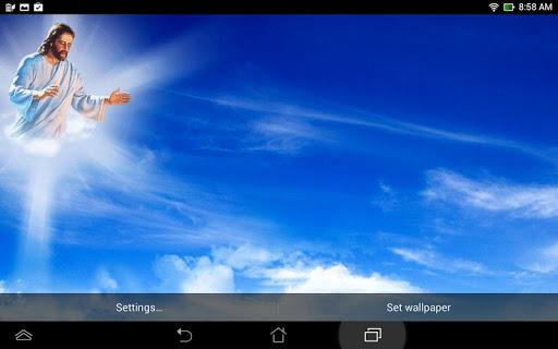 God Live Wallpaper screenshot 6