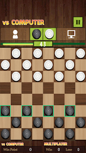 Classic Checkers 2017 - náhled