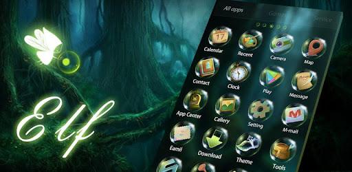 Elf V Launcher Theme v1 0 50 (Android) - Download APK