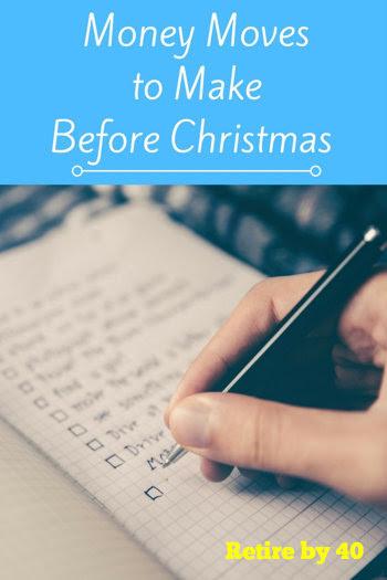 Money Moves to Make Before Christmas Break