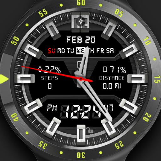 Shield Watch Face Icon