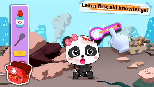 Baby Panda's Safety & Habits apkdebit screenshots 12