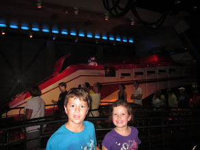 Photo: Star Tours was fun! We went on other rides too but I didn't take any pictures