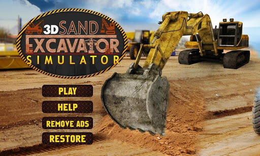 Sand Excavator Simulator 3D 2.0.2 Screenshots 4