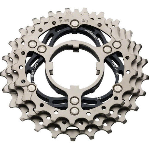 Campagnolo Campy 11-Speed 21,23,25 Ti Cogs for 12-25 Cassette