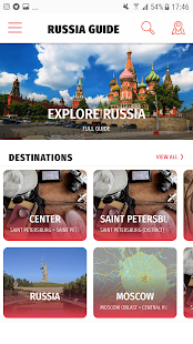 ✈ Russia Travel Guide Offline - náhled