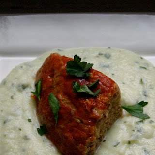 Turkey Meatloaf with Whole Grain Mustard