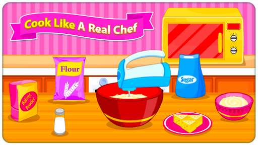 Baking Cookies - Cooking Game 7.1.64 screenshots 16