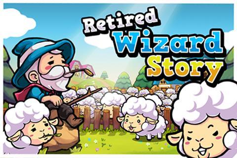 Скриншот Retired Wizard Story