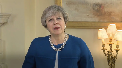 Statement by Prime Minister Theresa May: 'Britain is mightier than depraved terrorists'