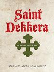 Destihl Brewery Saint Dekkera Reserve Sour: Kers Blanc