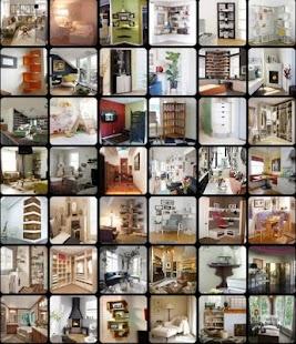 Rohy pokoj design - náhled