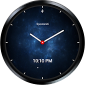 Nebula Watch Face