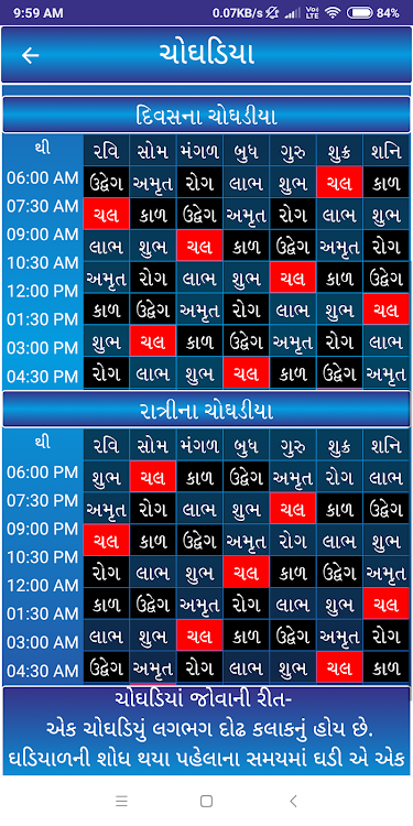 Gujarati Calendar 2019 – (Android Apps) — AppAgg