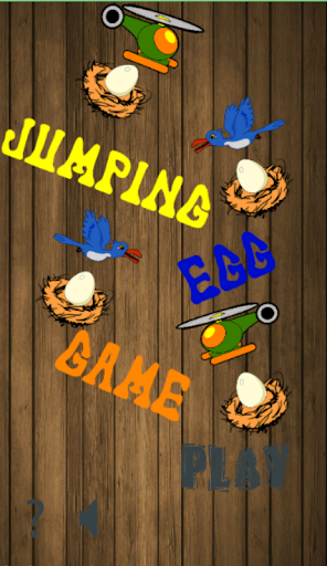 Jumping Egg Game