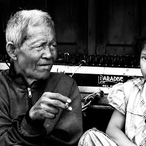 the untold story by Arief Siswandhono - People Family