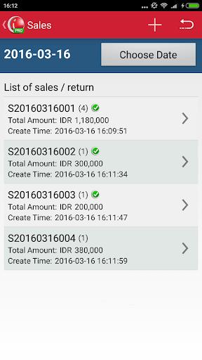 IREAP Pro POS (Point of Sale) Online & Offline screenshots 3