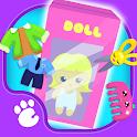 Cute & Tiny Toys - Doll, Dino, Car, Bear & Robot icon