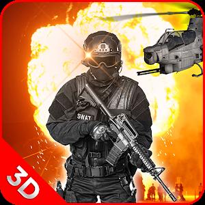 SWAT Delta Team - Strike War