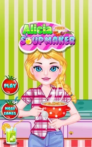 Soup Maker - Kid games