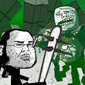 Zombie Meme Battle Simulator icon