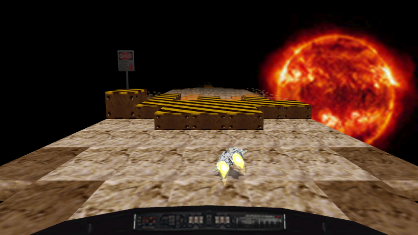 SkyFrontier 3D- screenshot