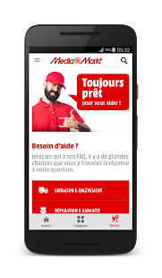 Media Markt Belgique- screenshot thumbnail