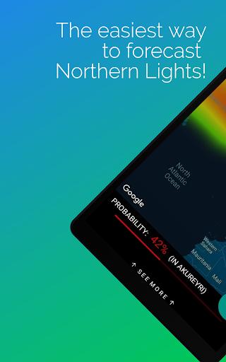 Northern Eye Aurora Forecast 3.3 Screenshots 8