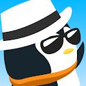 Penguin Rescue! Rope icon