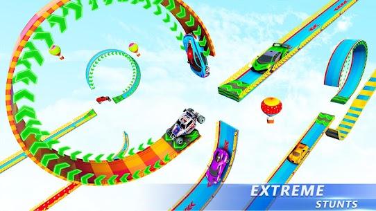Ramp Stunt Car Racing Games: Car Stunt Games 2019 9