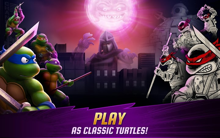 Ninja Turtles: Legends v1.8.15 [Mod Money]