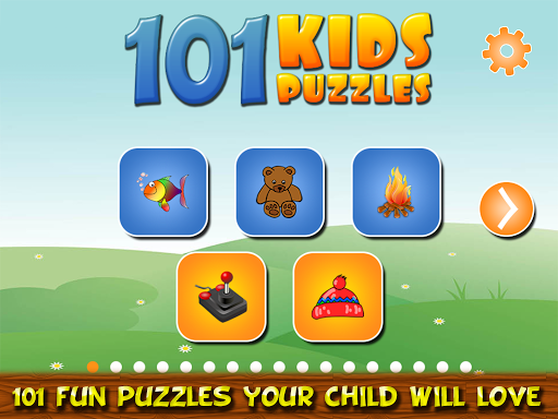101 Kids Puzzles android2mod screenshots 5