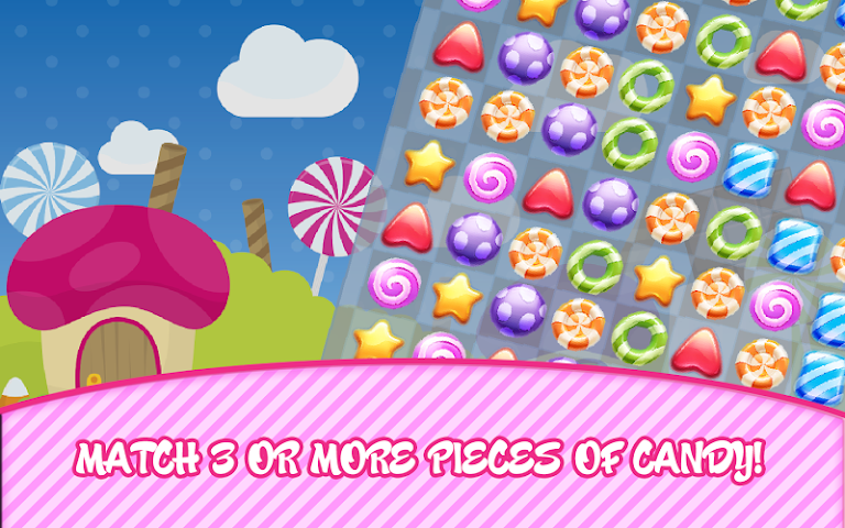 android Candy Match Screenshot 4