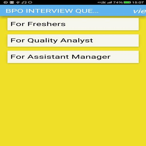 bpo interview questions guide screenshot - Quality Analyst Interview Questions And Answers