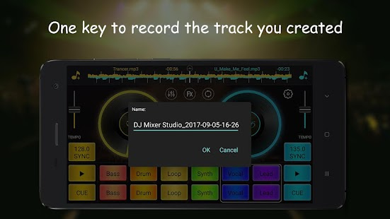 DJ Mixer Studio Pro:Remix Music Screenshot