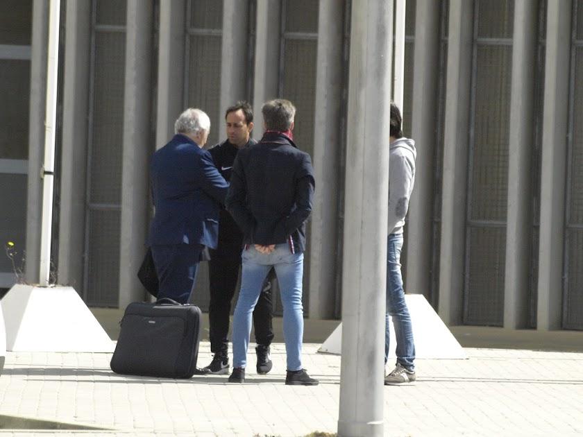 Alfonso García viaja a A Coruña