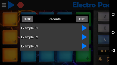 Electro Pads 2.1 screenshot 155229