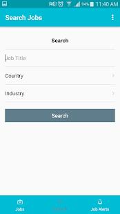 CareerzM - náhled