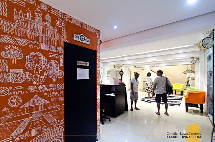 Clock Inn Colombo Lobby