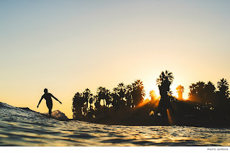 Photo: Photo of the Day: Troy Mothershead, Ventura. Photo: Gordon #Surfer #SurferPhotos