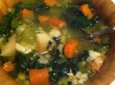Linda's Own Super Healing Chicken Soup Recipe